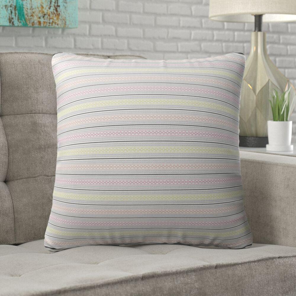 Lazaro Indoor/Outdoor Pillow Size: 26