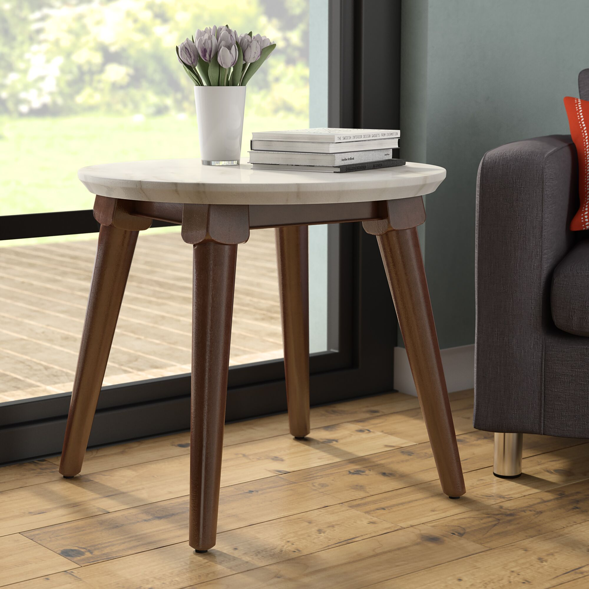 Gerth End Table