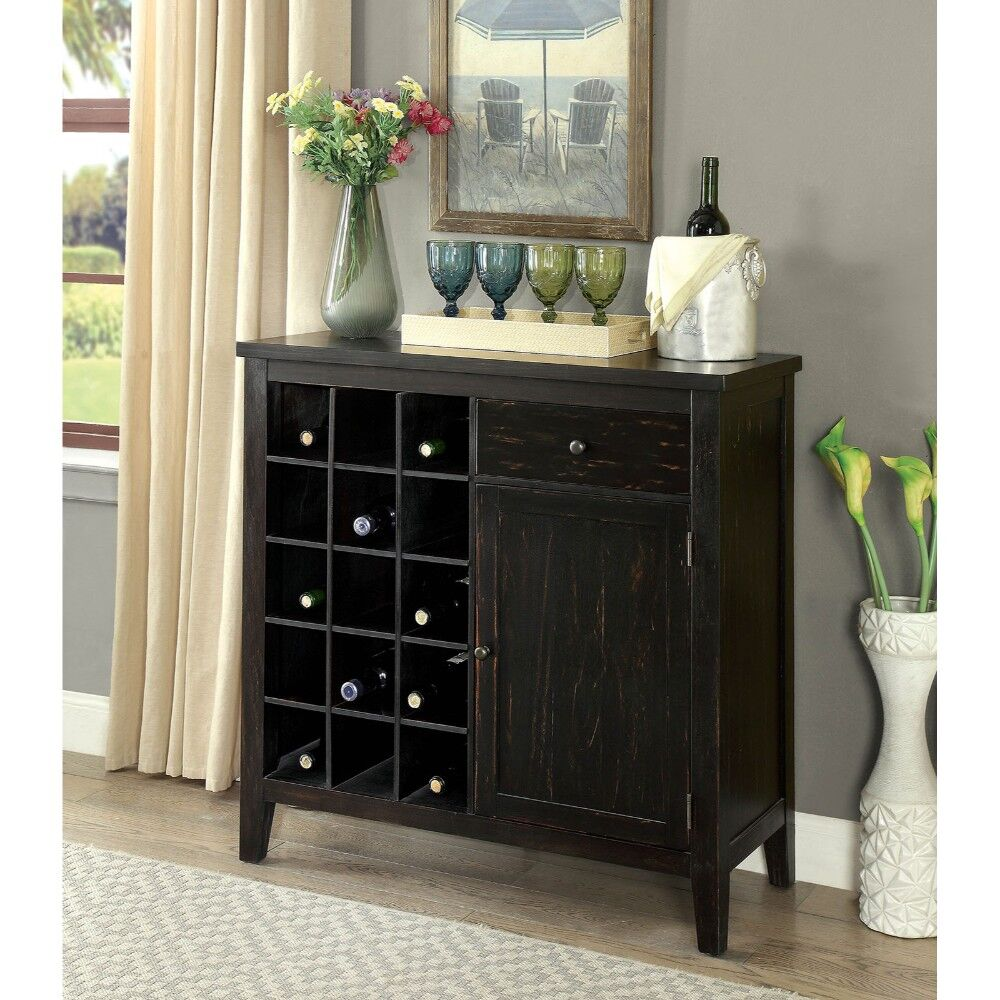 Rozier Bar Cabinet