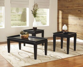 Fenton 3 Piece Coffee Table Set