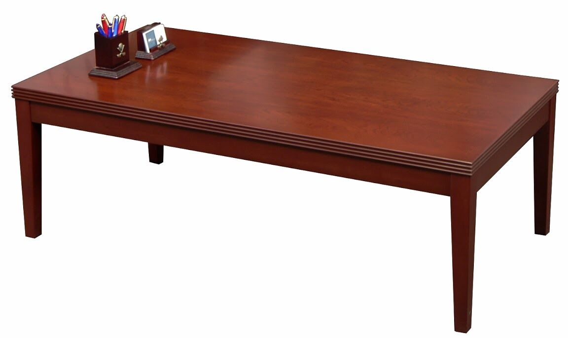 Luminary Series Coffee Table Color: Cherry