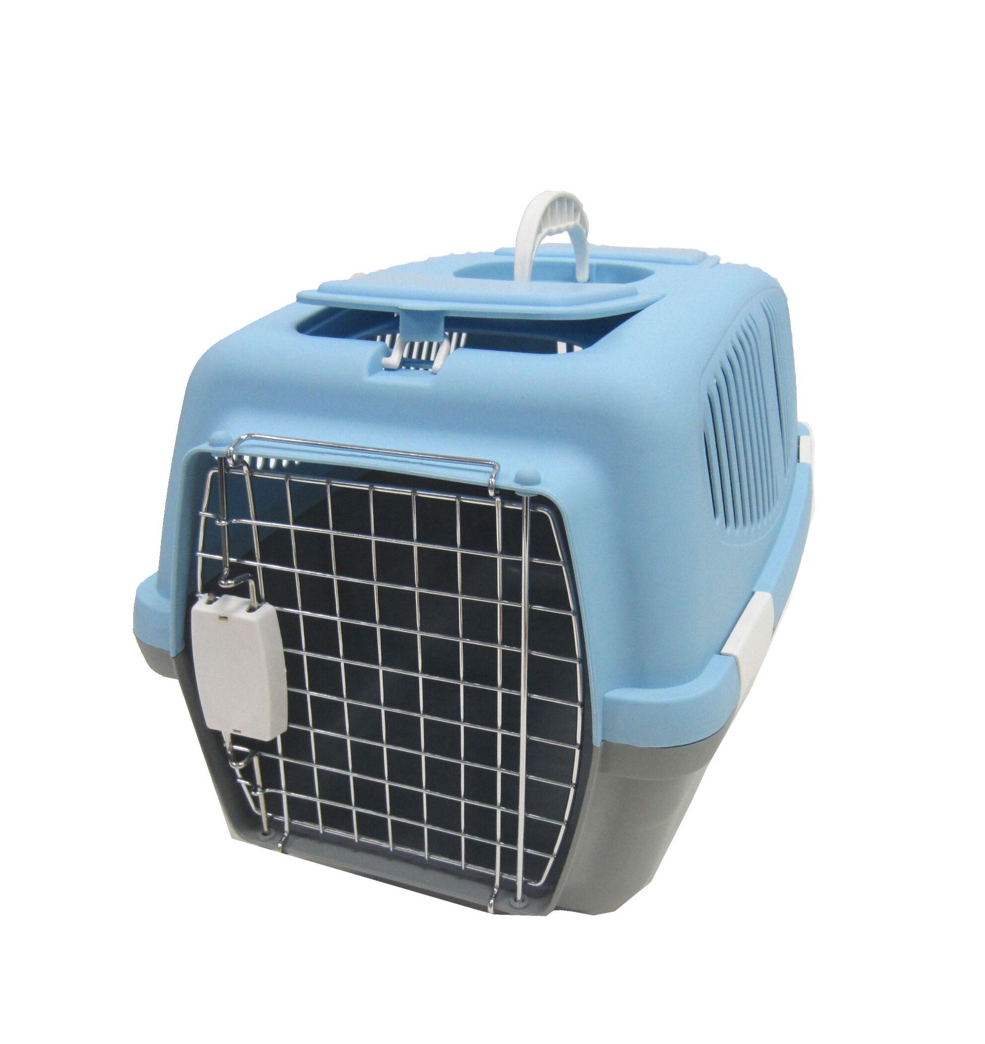 Plastic Pet Carrier Size: Large (14