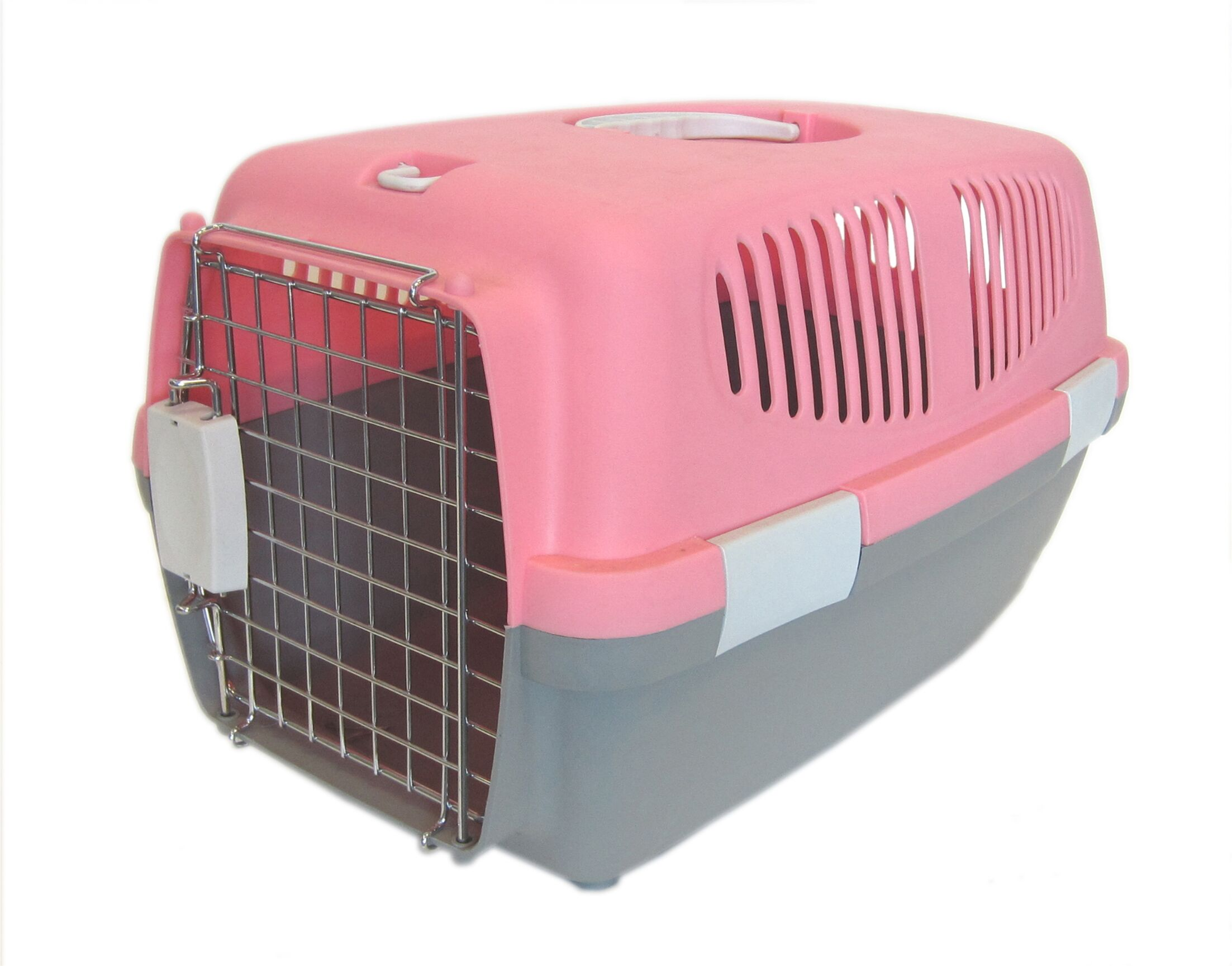 Plastic Pet Carrier Size: Small (12