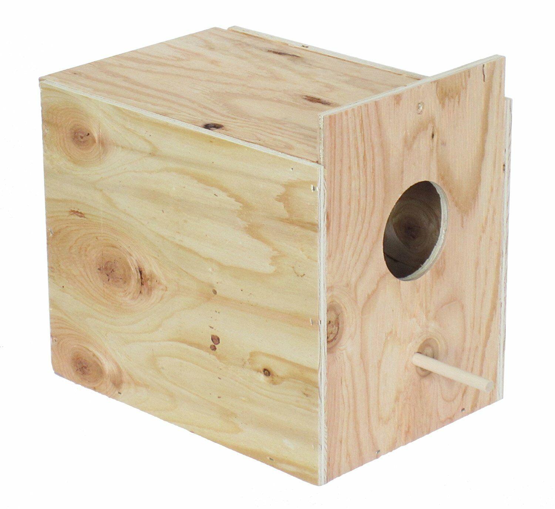 Orion Wooden Nest Box