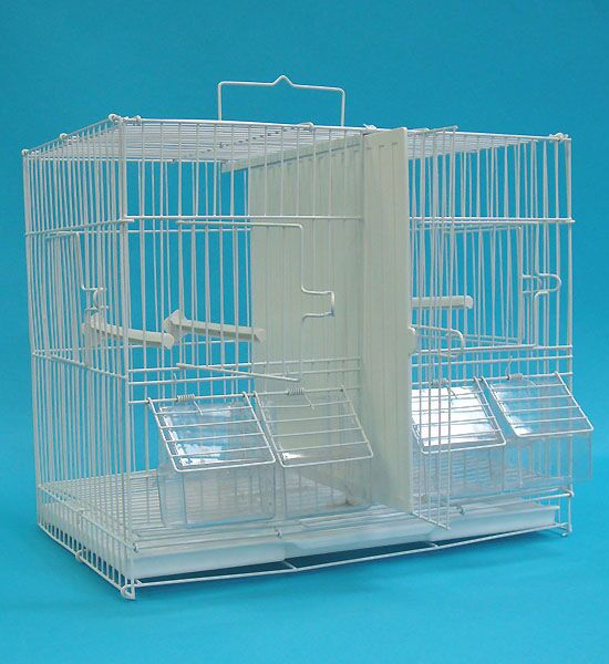 Small Canary Finch Bird Cage