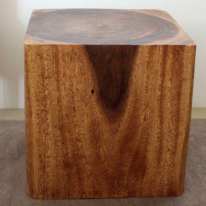 Motyka End Table Color: Walnut