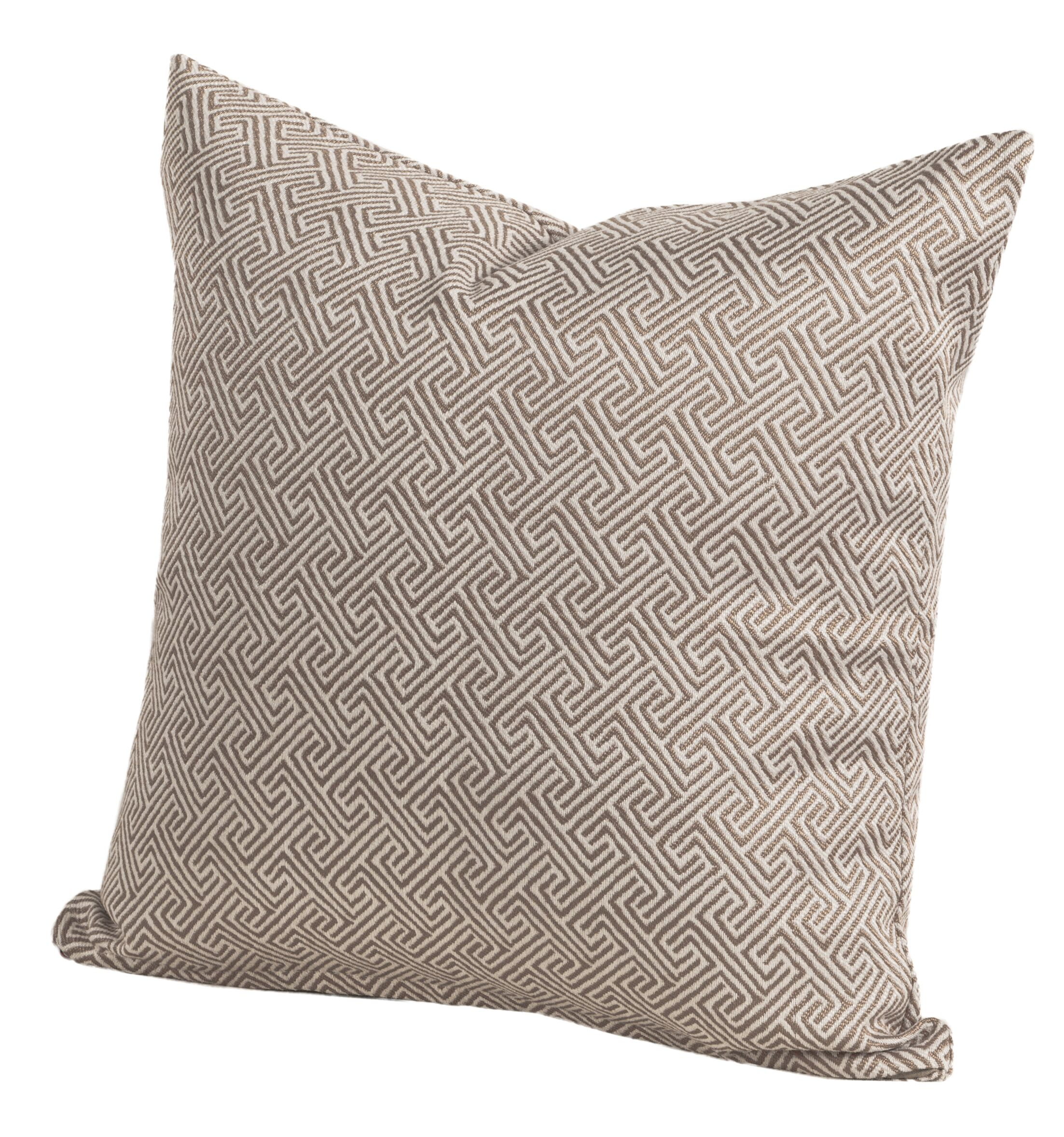 Liza Throw Pillow Size: 26