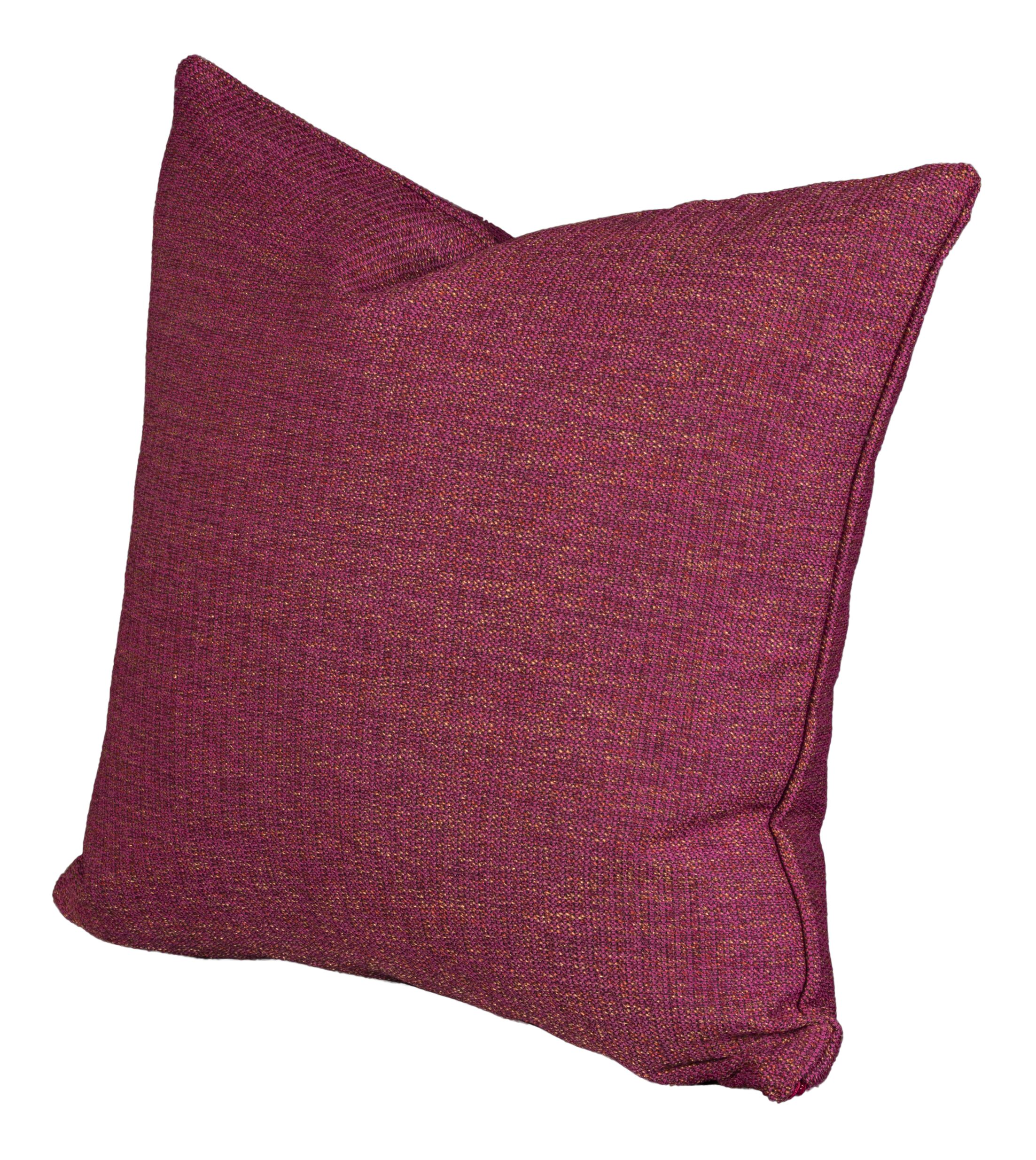 Arabian Throw Pillow Size: 26