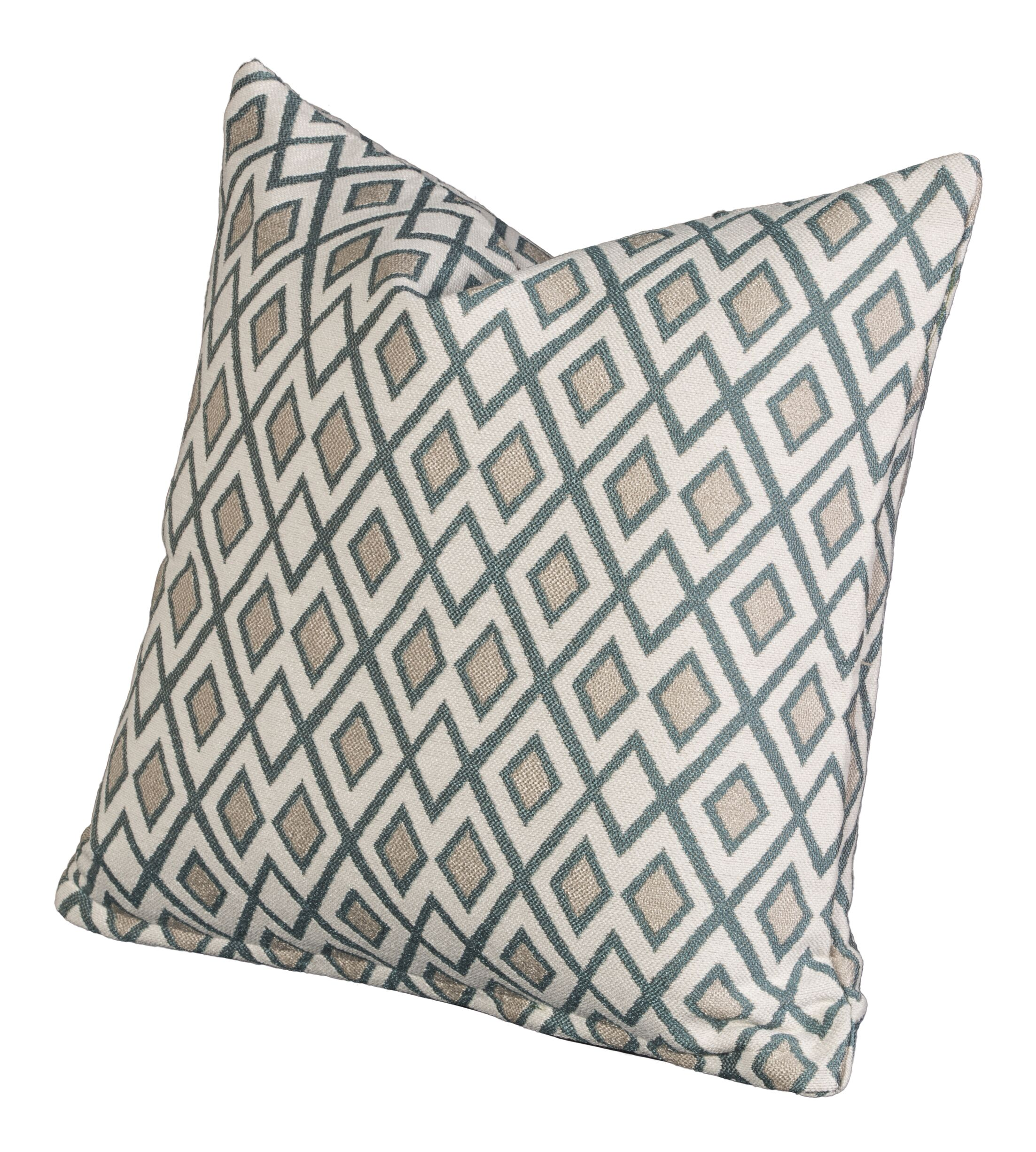 Johnny Throw Pillow Size: 26