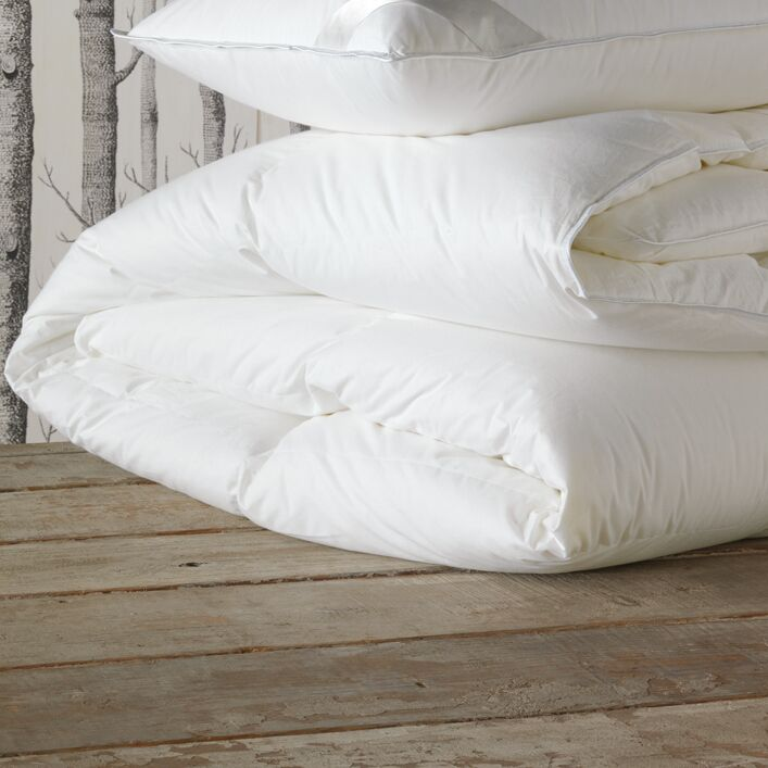 Celesta Luxe Lightweight Down Comforter Size: California King