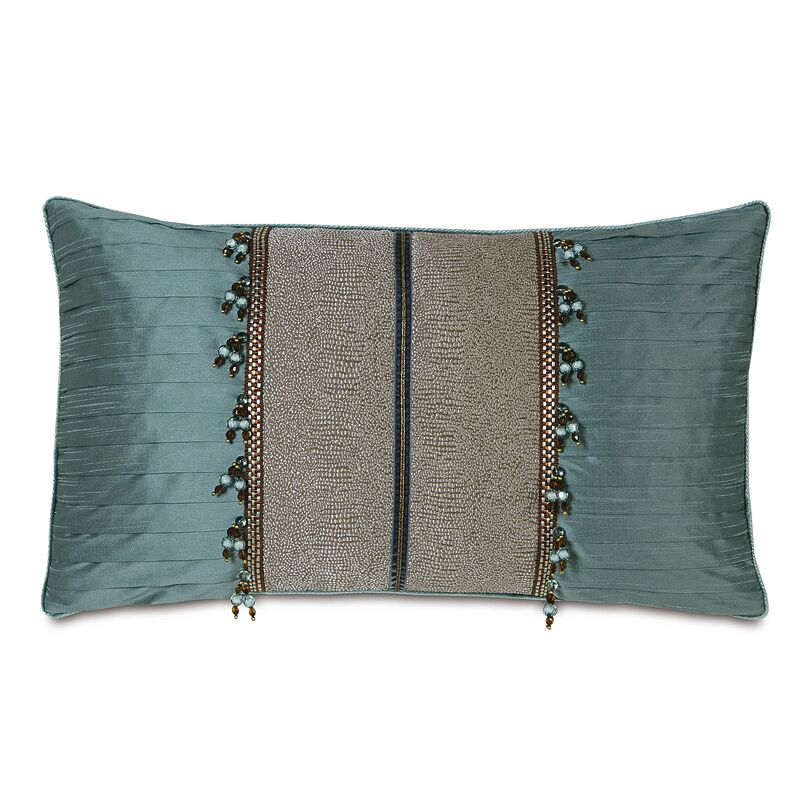 Monet Dunaway Lumbar Pillow