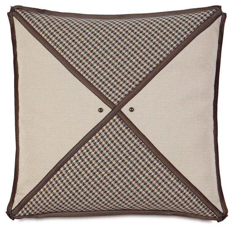 Aiden Woodside Throw Pillow