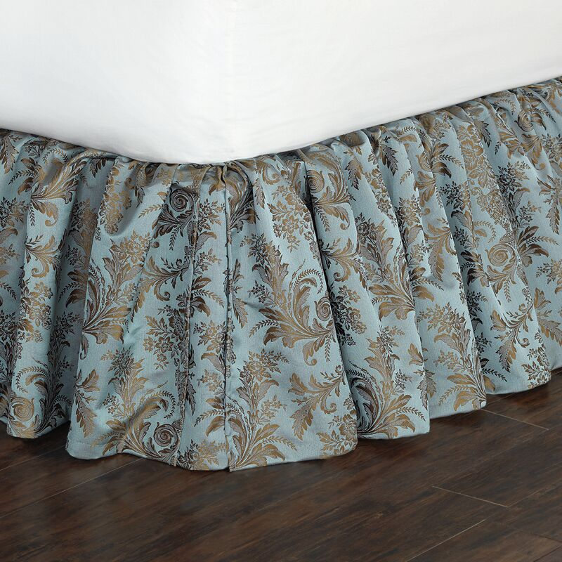 Monet Foscari Bed Skirt Size: Queen