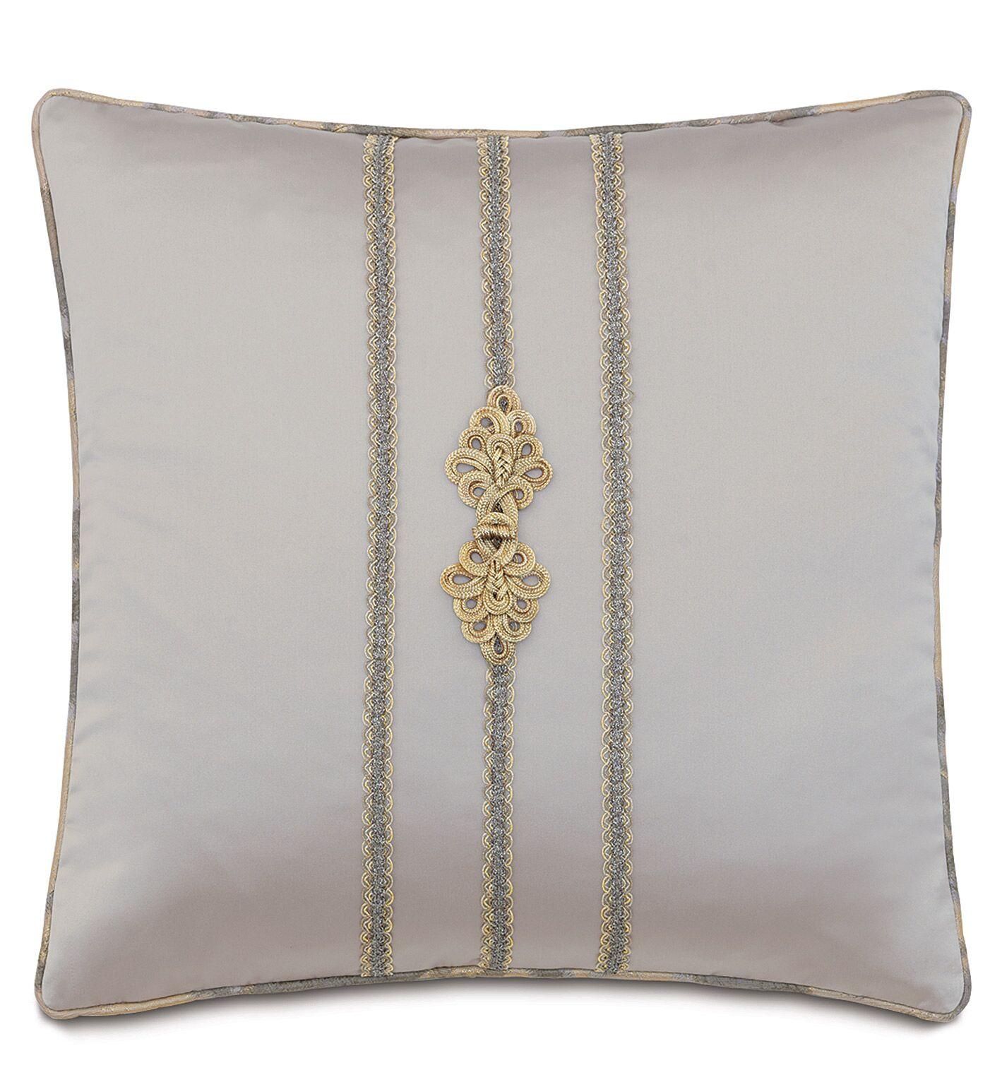 Amal Throw Pillow