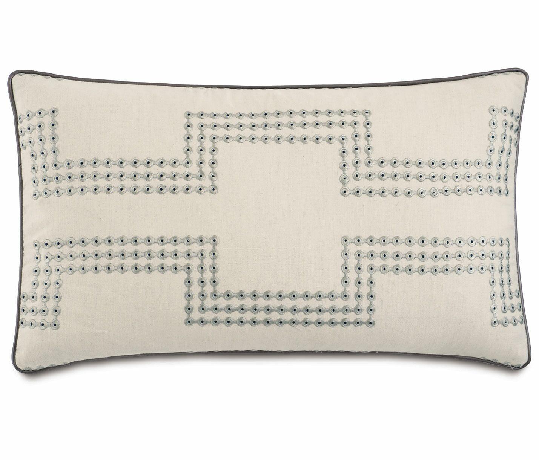 Hendrix Stone Lumbar Pillow