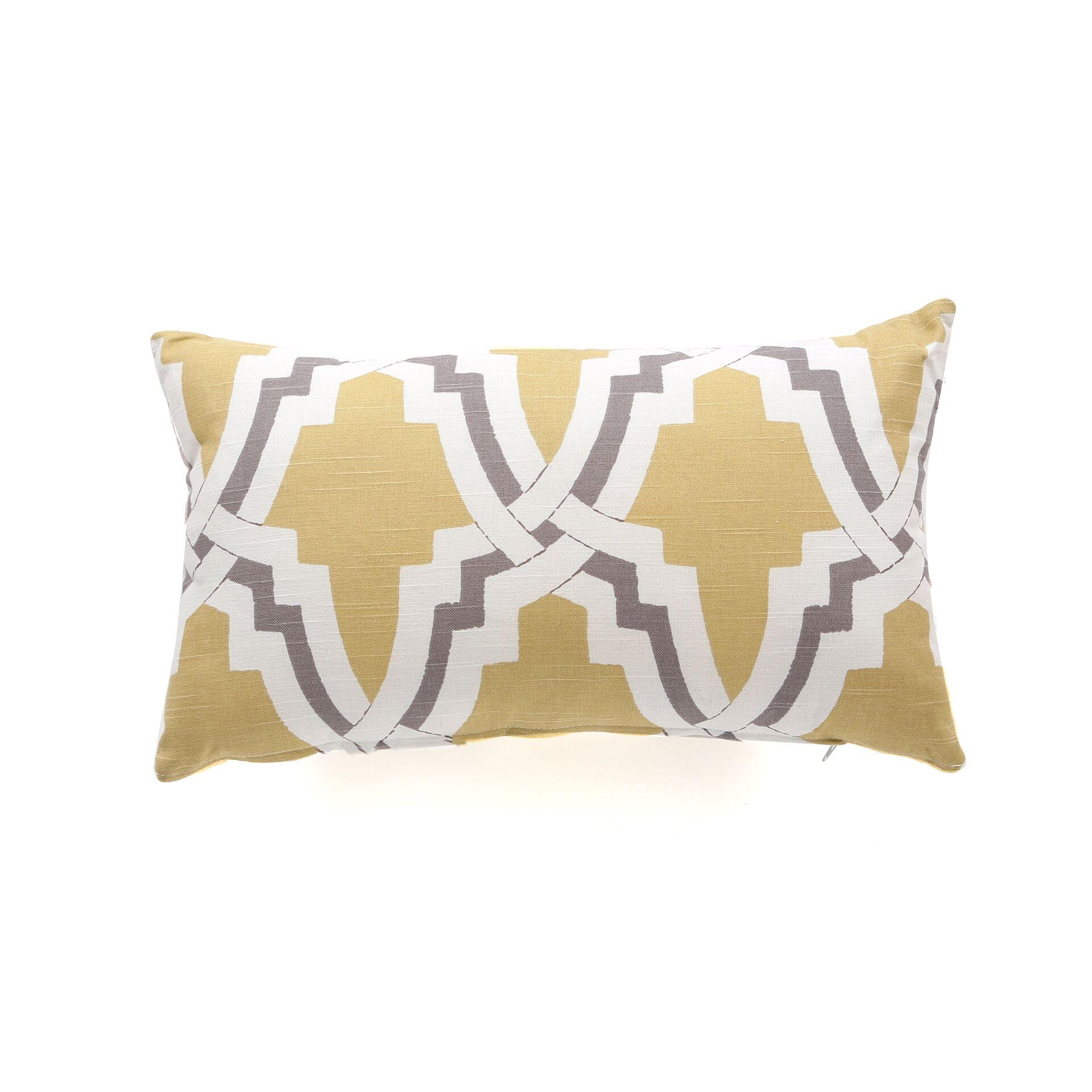Davis Accent Lumbar Pillow Size: 20