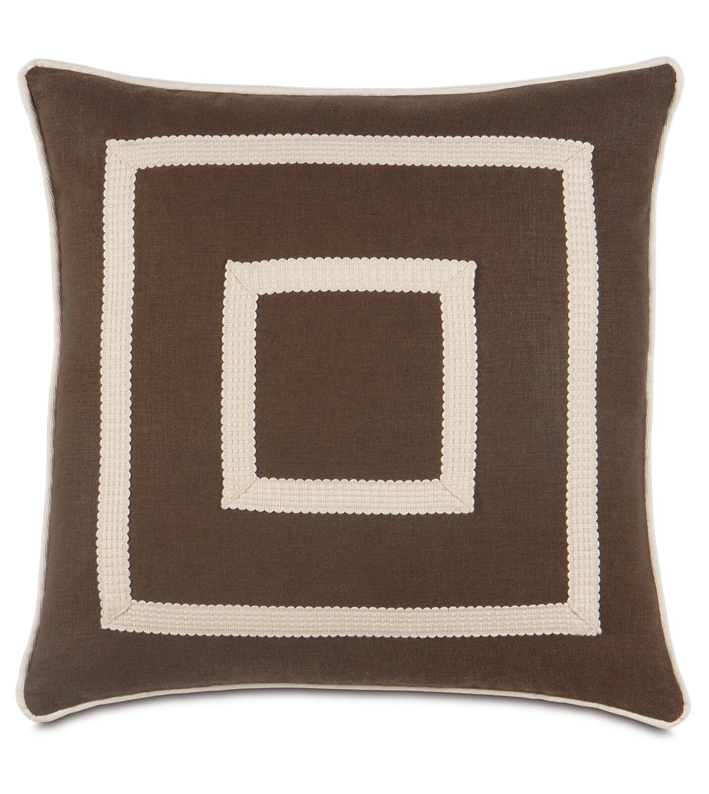 Kira Leon Throw Pillow