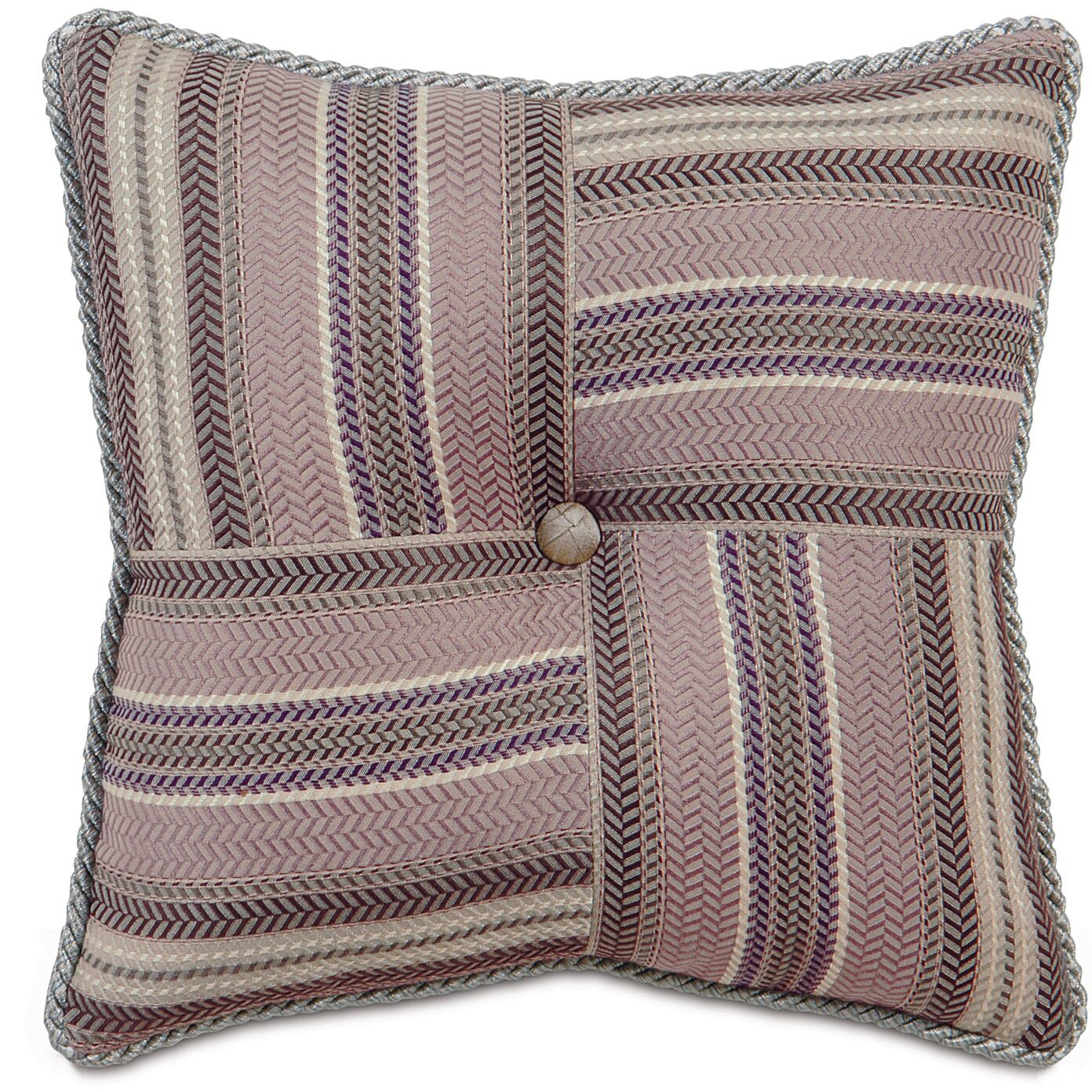 Mica Caffrey Tufted Throw Pillow