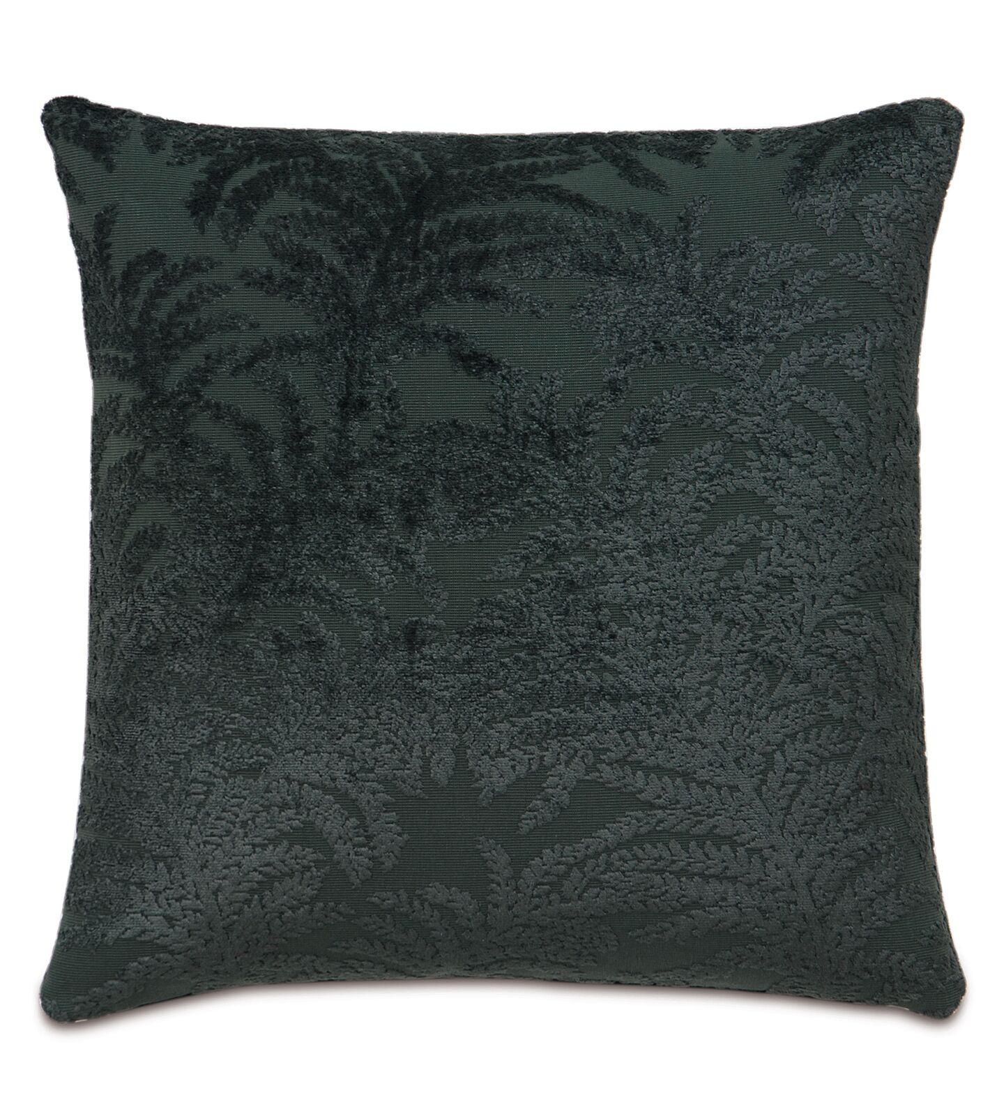 Deck The Halls Spruce Throw Pillow