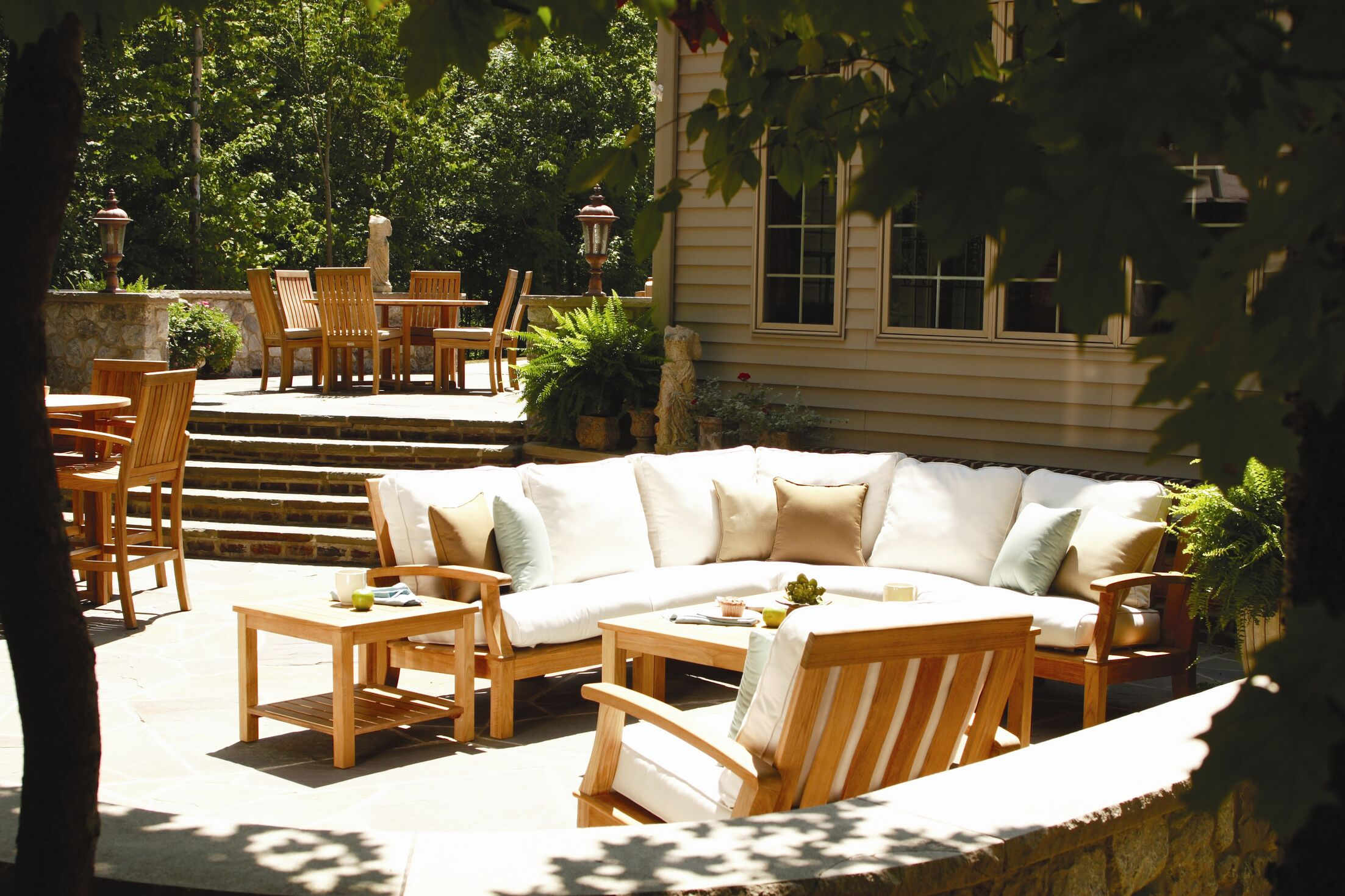 Monterey Deep Seating Group with Cushions