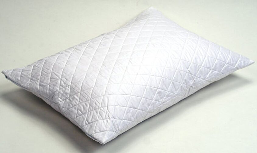 Complete Care Pillow Protector Size: Queen