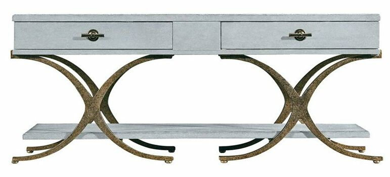 Resort Coffee Table with Storage Color: Sea Salt