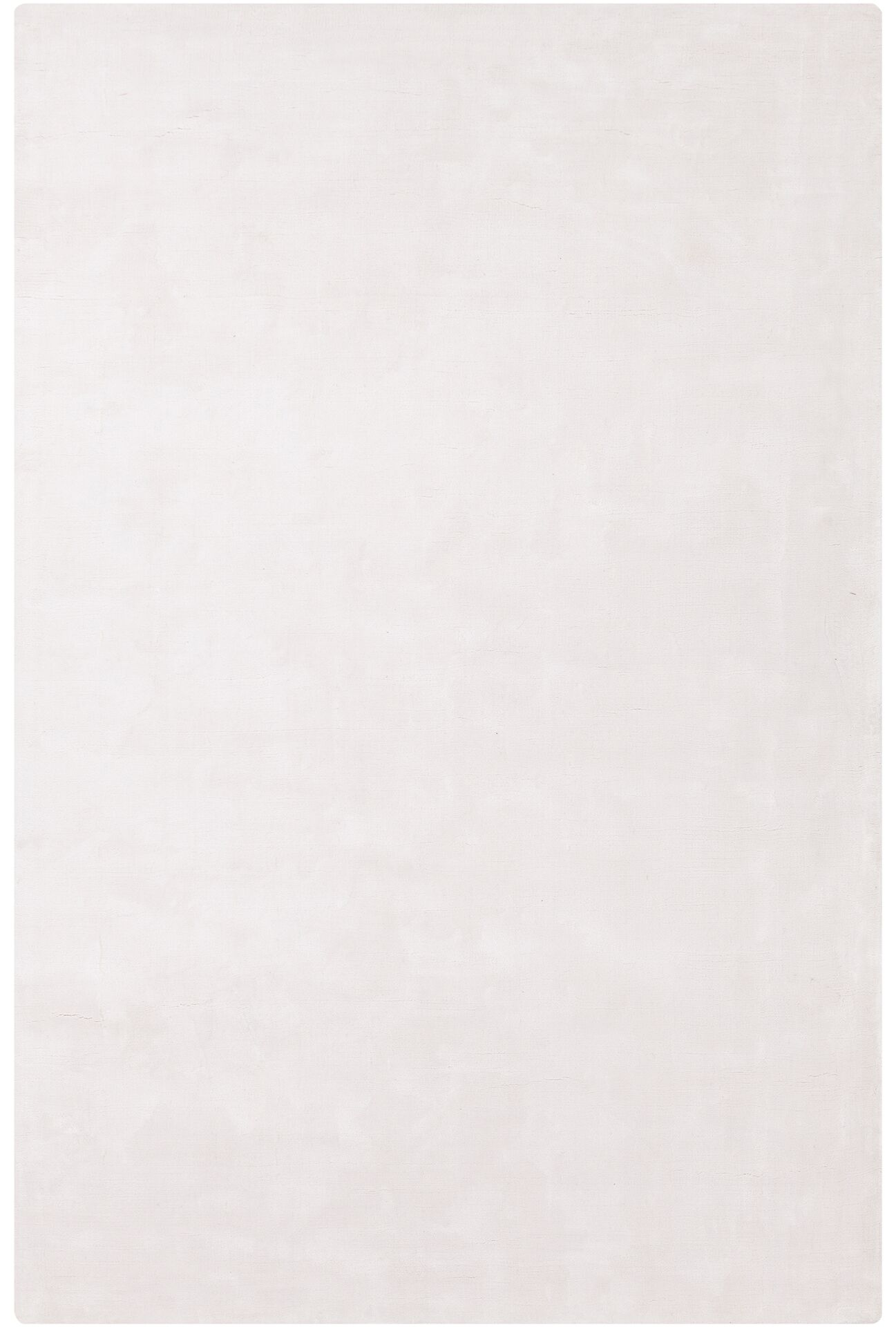 Mabel Hand Woven Wool White Area Rug Rug Size: Rectangle 5' x 7'6