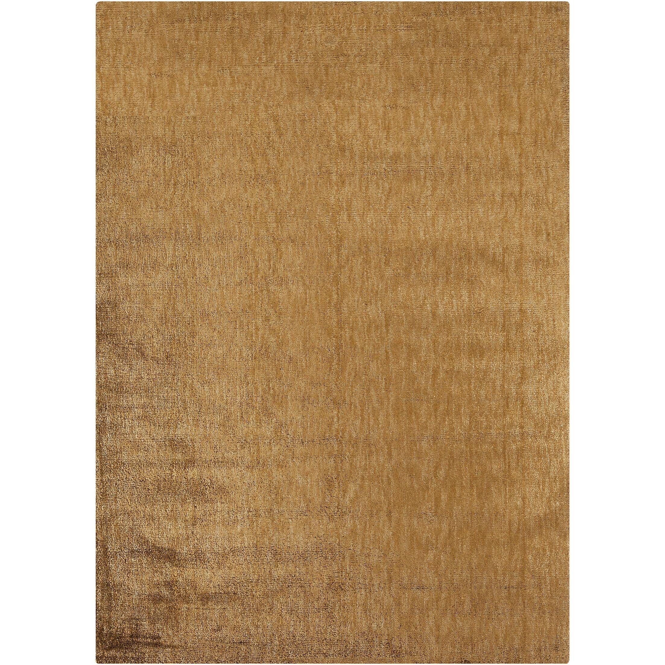 Jamison Brown Area Rug Rug Size: 7' x 10'