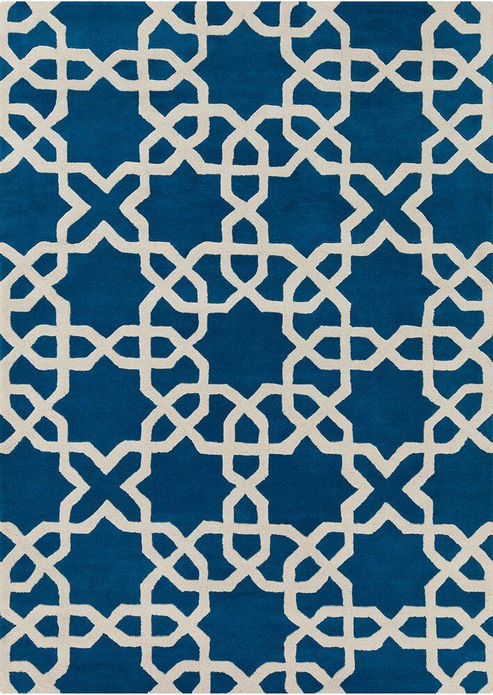 Nikisha Moroccan Pattern Rug Rug Size: 5' x 7'