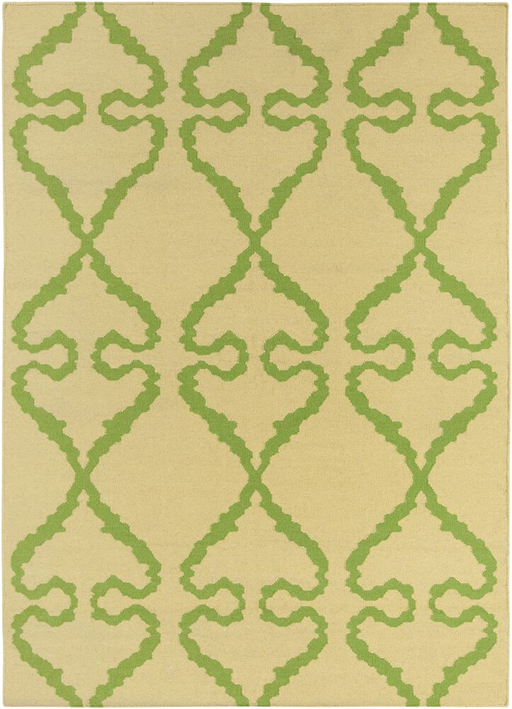 Corwin Hand Woven Abstract Rug Rug Size: 5' x 7'
