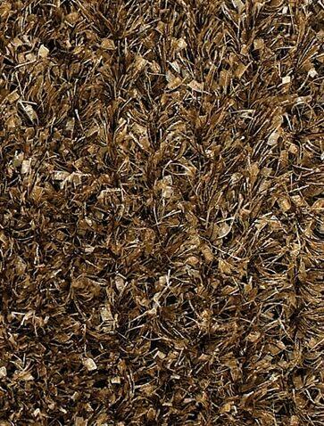 Steiger Wool Brown/Tan Area Rug Rug Size: Round 7'9