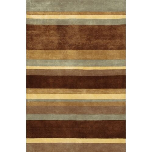 Ates Area Rug Rug Size: Round 7'9