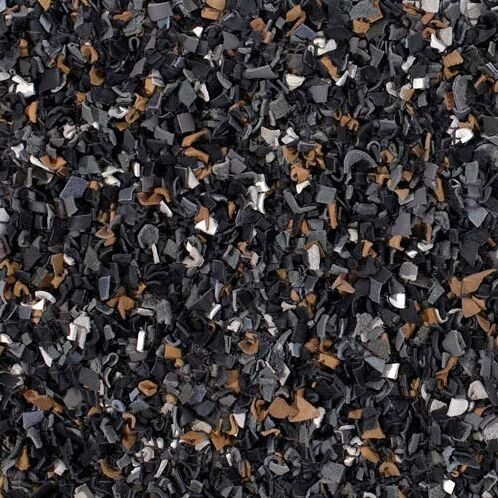 Jawawn Hand-Woven Black Area Rug Rug Size: Runner 2'6