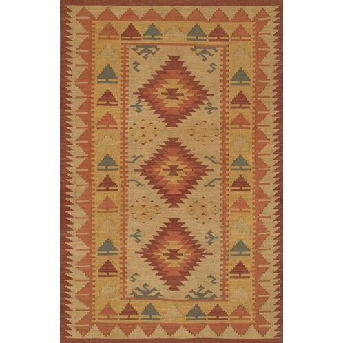 Cavisson Wool Rug Rug Size: 3'6