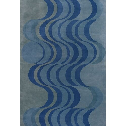 Aurigae Hand Tufted Rug Rug Size: 7'9