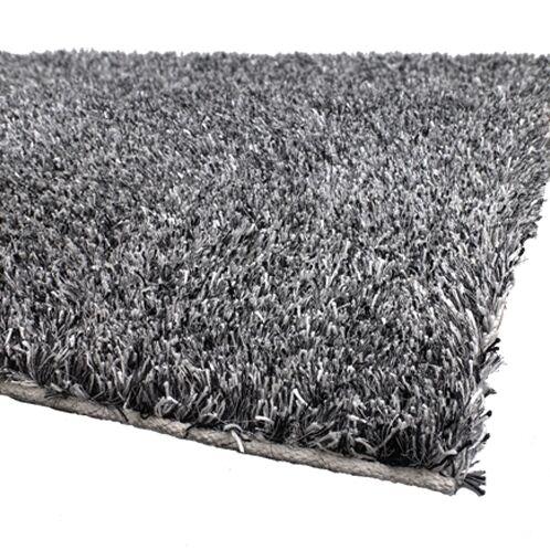 Rogalski Grey Area Rug Rug Size: 2' x 3'
