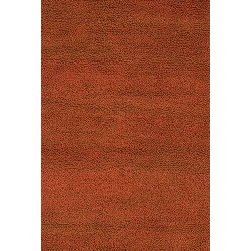 Strata Red Area Rug Rug Size: Rectangle 9' x 13'
