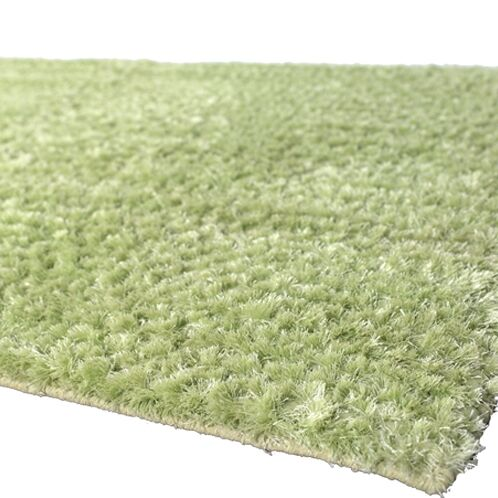 Strata Green Area Rug Rug Size: Round 7'9