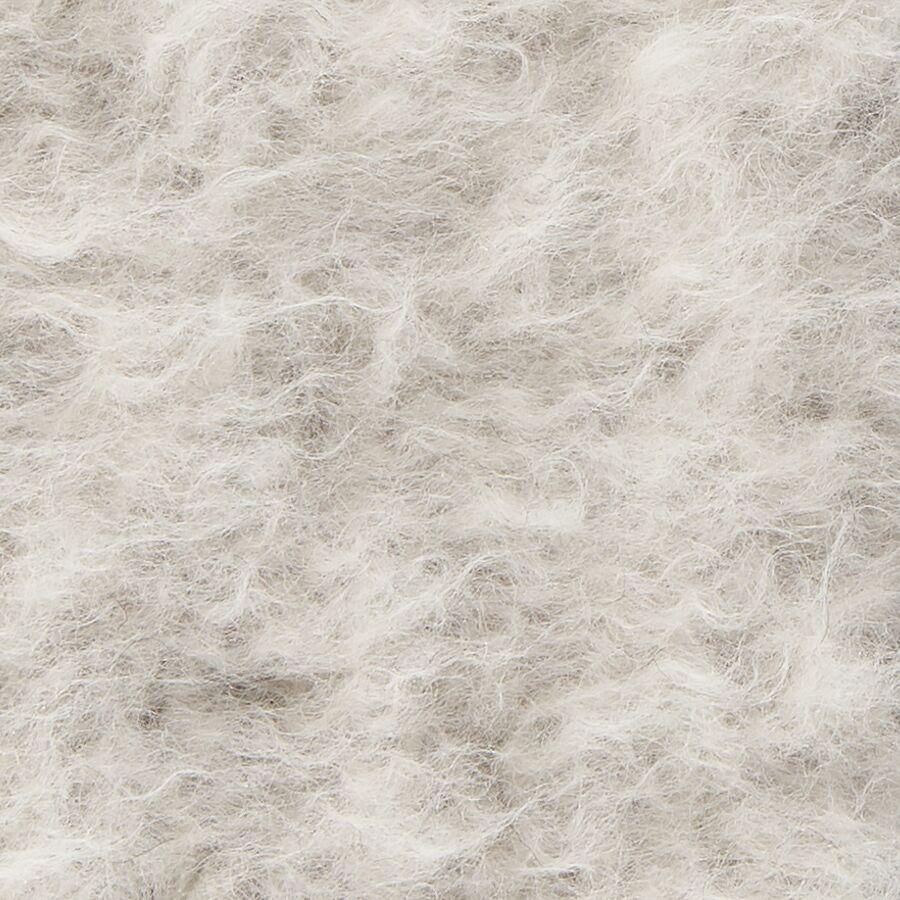 Alldredge Textured Contemporary Shag Beige Area Rug Rug Size: 7'9