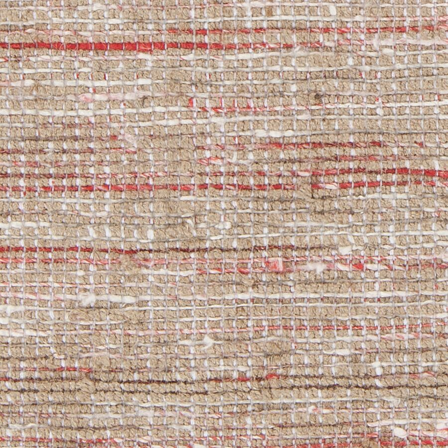 Maeve Contemporary Pink/Natural Area Rug Rug Size: 5' x 7'6