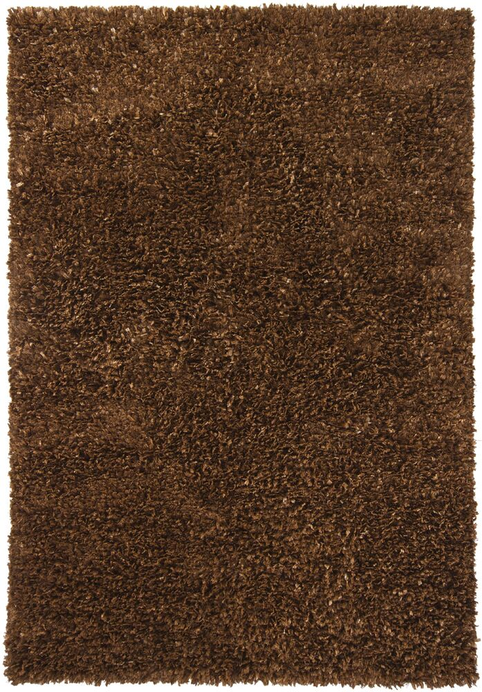 Renald Brown Area Rug Rug Size: 9' x 13'