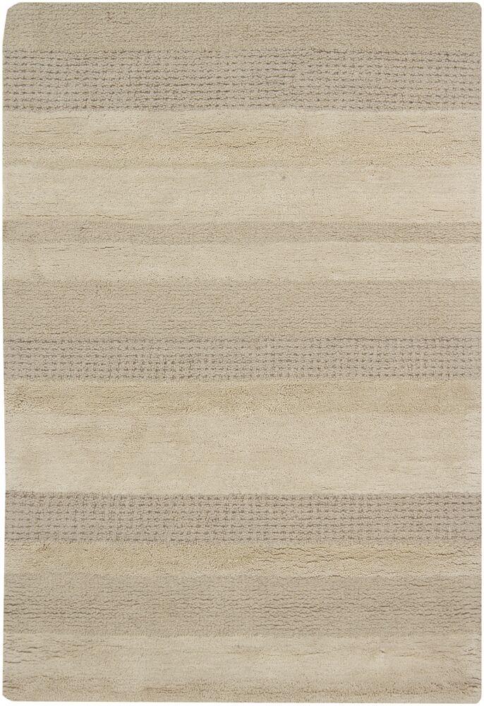 Kha Tan Striped Rug Rug Size: Rectangle 5' x 7'6