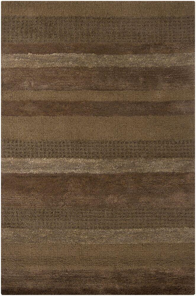 Kha Wool Rug Rug Size: Rectangle 5' x 7'6