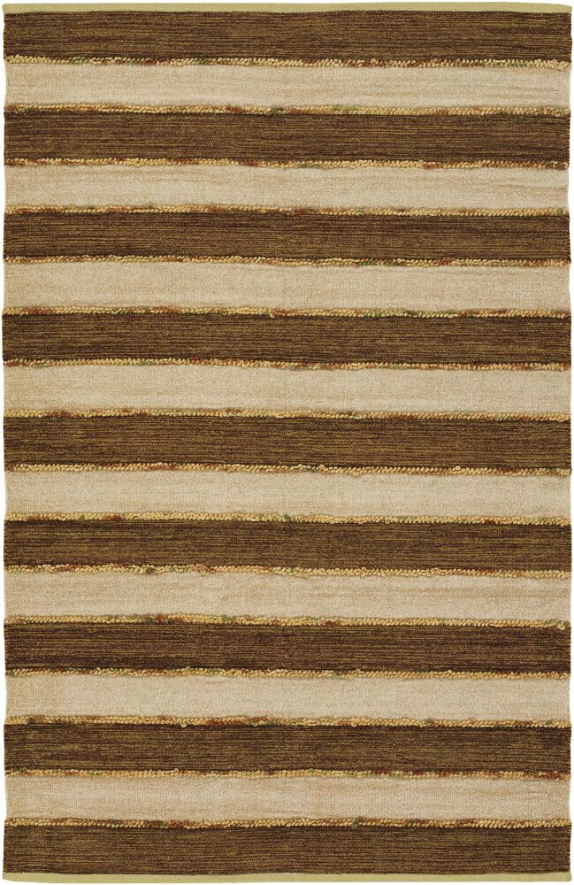 Venado Brown Area Rug Rug Size: Rectangle 5' x 7'6