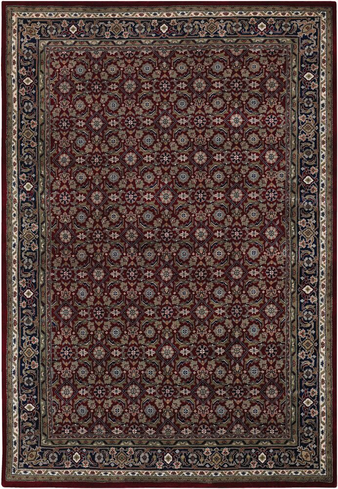 McBain Burgundy Rug Rug Size: Rectangle 2' x 3'