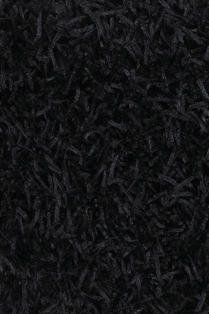 Zara Black Area Rug Rug Size: Rectangle 7'9