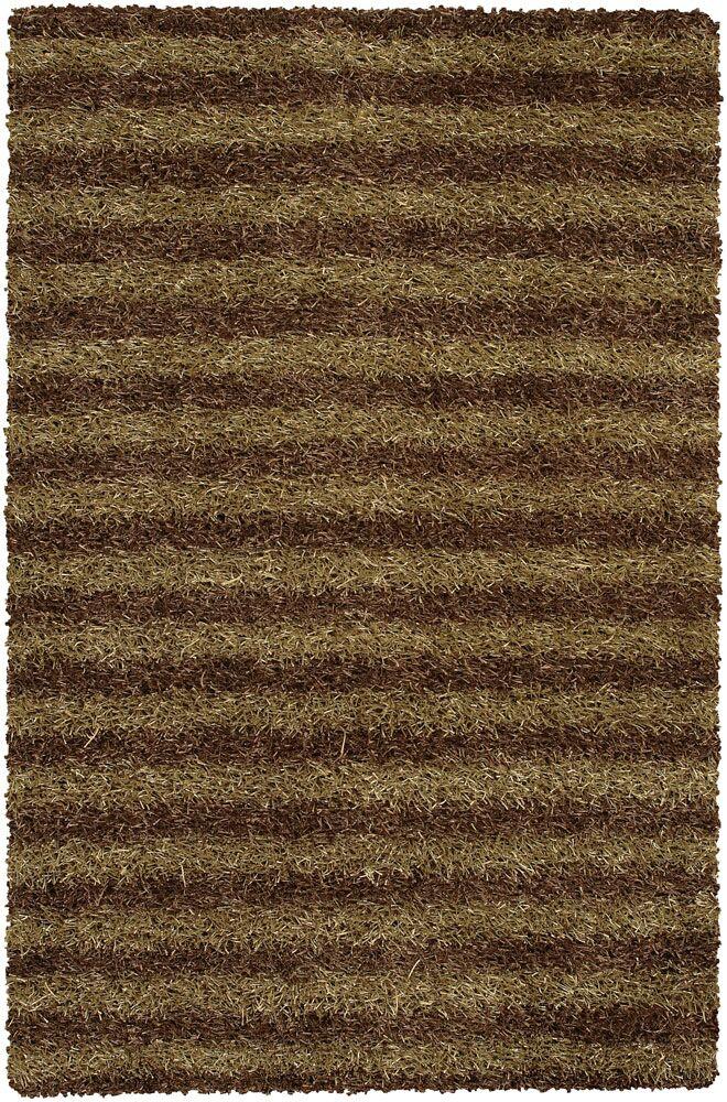 Zara Brown/Tan Area Rug Rug Size: Rectangle 2' x 3'