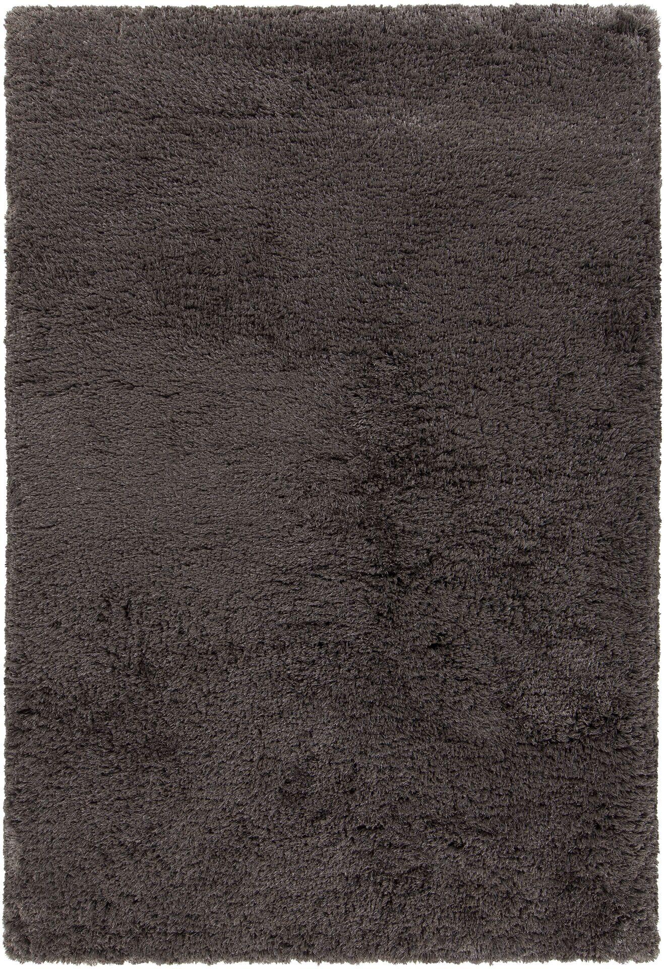 Garretson Hand-Woven Brown Area Rug Rug Size: 7'9