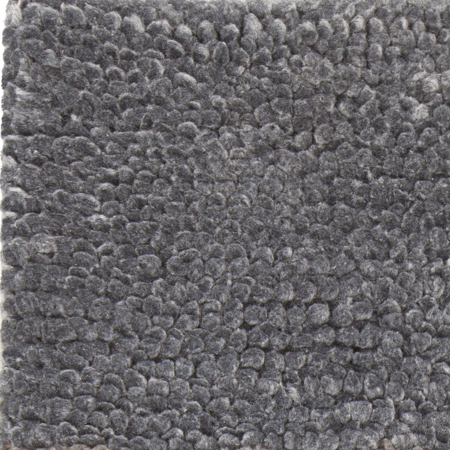 Reanna Hand-Woven Charcoal Area Rug Rug Size: 9' x 13'