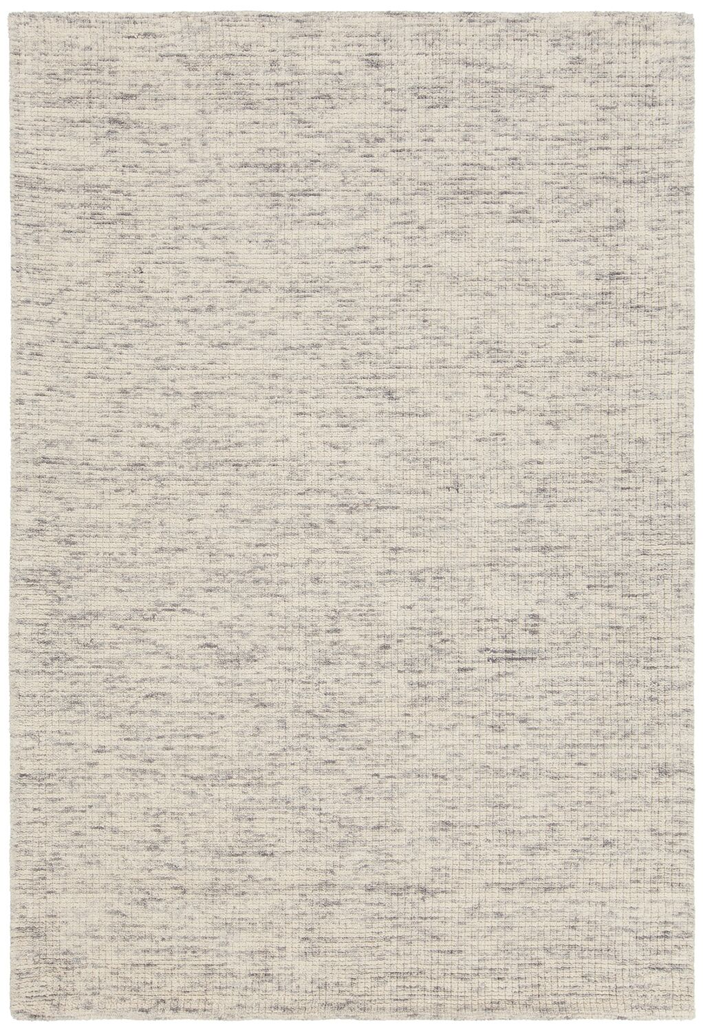 Cunningham Hand-Woven Ivory Area Rug Rug Size: 7'9